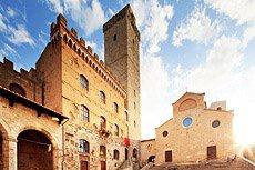 Tuscany, San Gimignano - DEC11 Siena district: San Quiricio d'Orcia, Montepulciano e Pianza by Maurizio Rellini