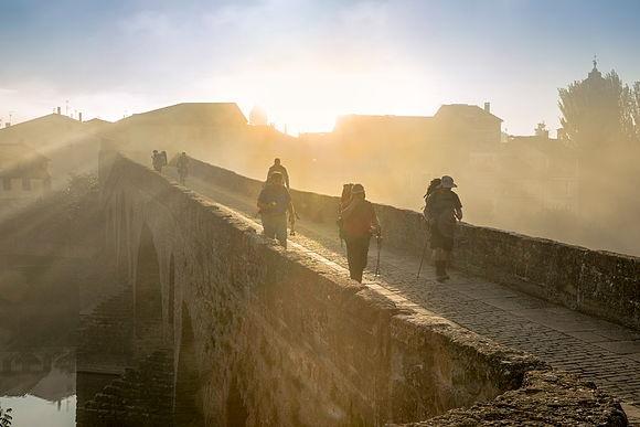 Explore the world famous pilgrim route Camino de Santiago
