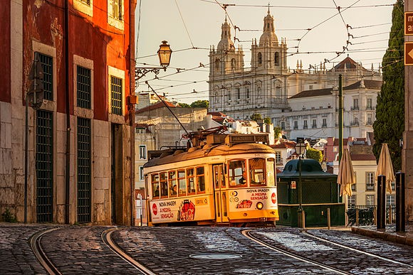 New travel images from Lisbon there's lots to discover in relaxed and easy-going Lisbon
