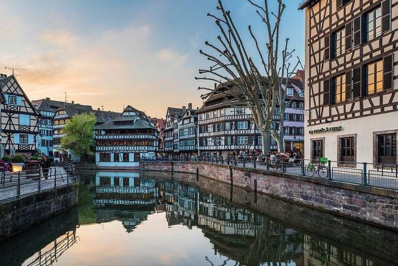 Straßburg von Frank Lukasseck