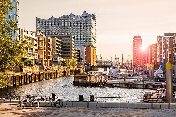 Hamburg von Reinhard Schmid