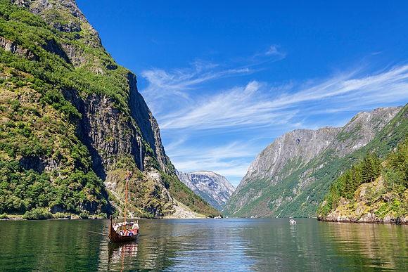 Auf den Spuren der Wikinger - Norwegen von Christian Bäck