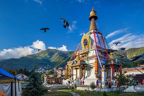 Bhutan von Reinhard Schmid