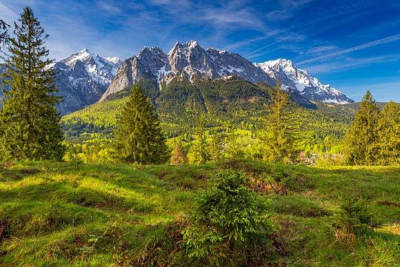 Bayern und Südtirol von Marc Hohenleitner