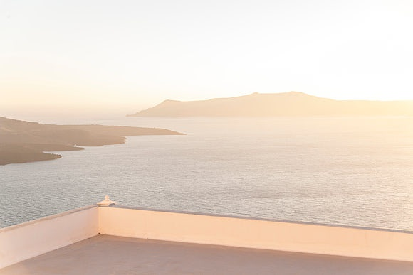 New Images > Out of the Blue Dazzling Santorini