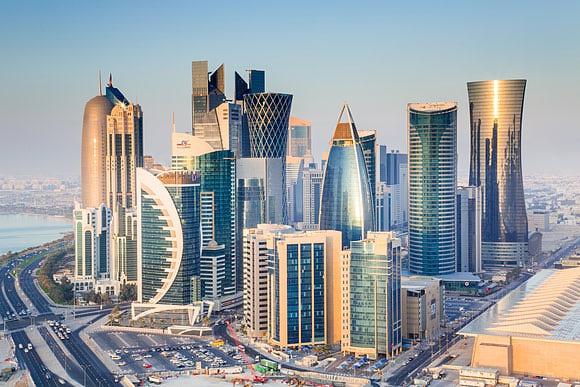 Katar von  Lucie Debelkova