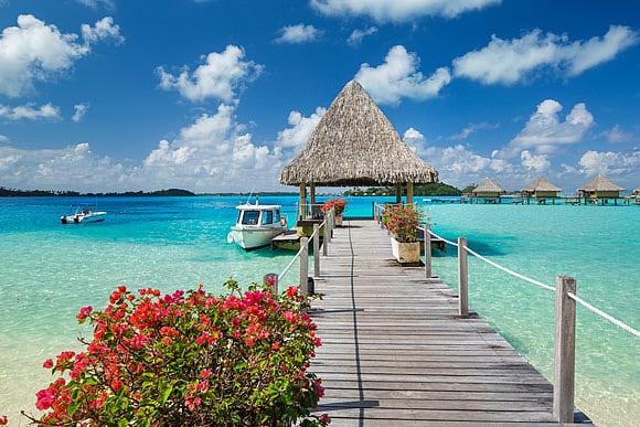 Französisch Polynesien von Reinhard Schmid