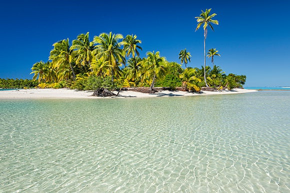 Paradise Found: the Cook Islands Simplicity is Key