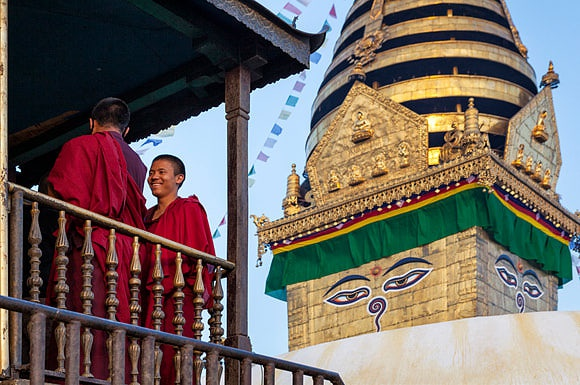 Kathmandu, Tim Draper