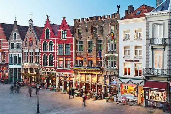 Belgium by Richard Taylor