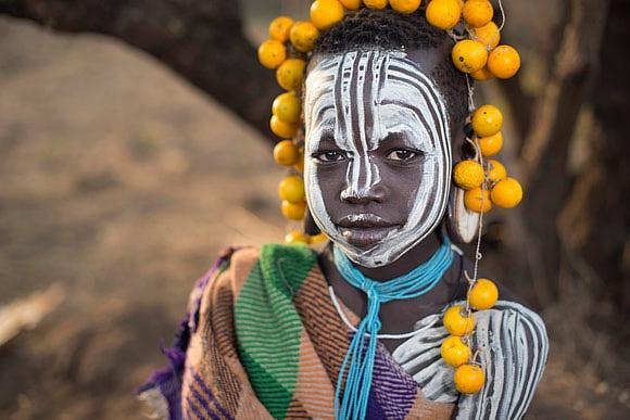 Ethiopia by Sean Caffrey