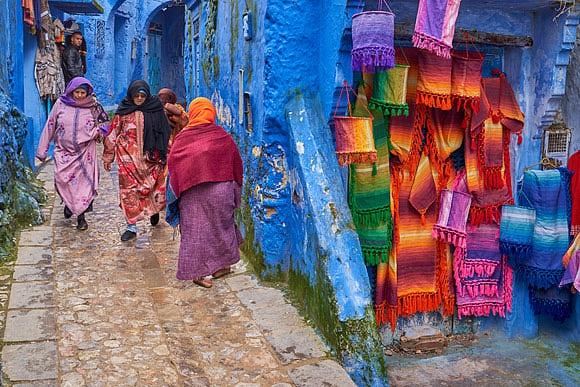 Neue Bilder > Marokko Eine faszinierende Reise in die bezaubernden Dünen, Zittadellen und Märkten Marokkos.