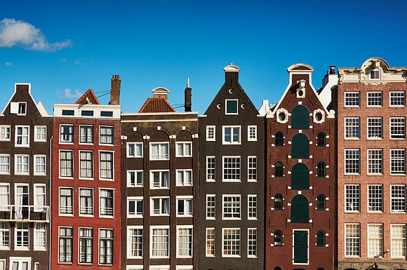 Amsterdam new travel images from