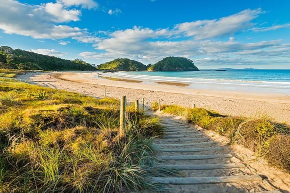 Fascinating landscapes of New Zealand