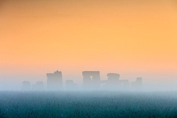 Neue Bilder > Stonehenge Das wohl berühmteste megalithische Bauwerk in den jüngsten Fotos von Maurizio Rellini