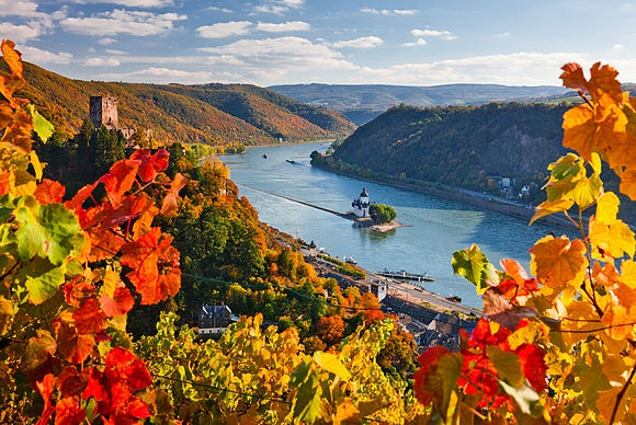 Unparalleled beauty of the river cruise in Germany
