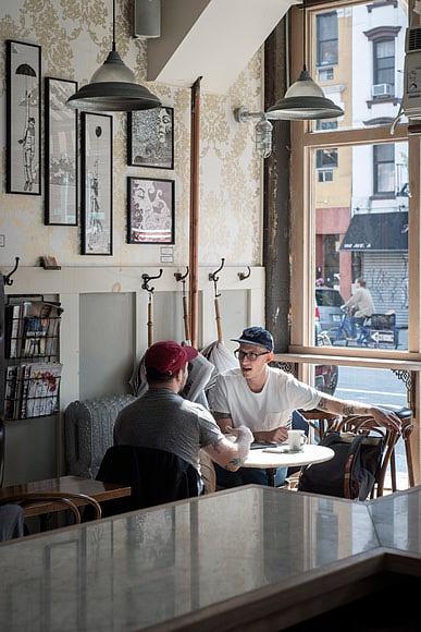Photo Gallery > NY People