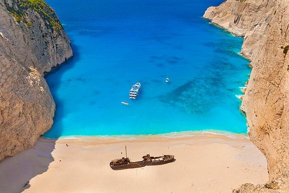 Greece by Olimpio Fantuz