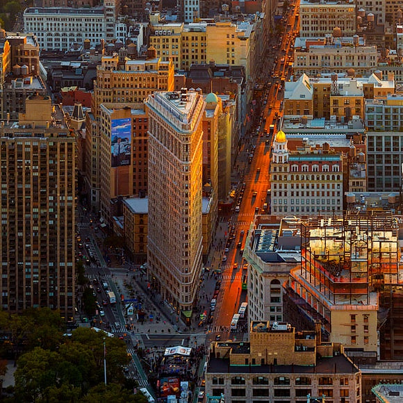 our travel images of New York City