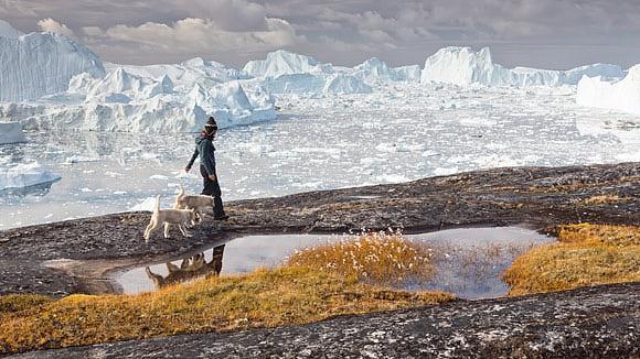 Greenland by Luciano Gaudenzio
