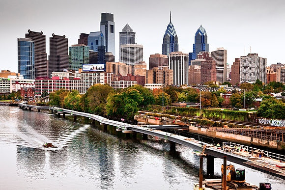 Philadelphia – Where the history of the US was written There's an intriguing blend of old and new in one of the oldest cities in America