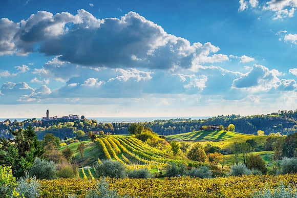 New UNESCO Nomination: The Landscape of Prosecco Superiore Our rolling hills of Veneto are in line for UNESCO World Heritage Listing