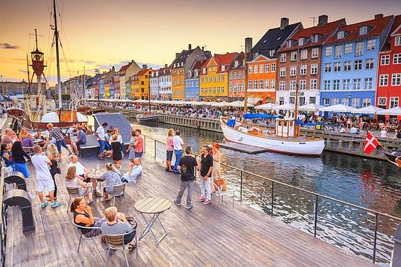 Denmark by Maurizio Rellini