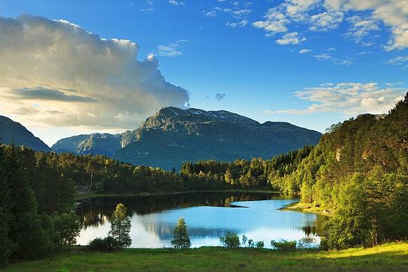 Norway by Luigi Vaccarella