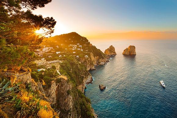 Capri, by Pietro Canali