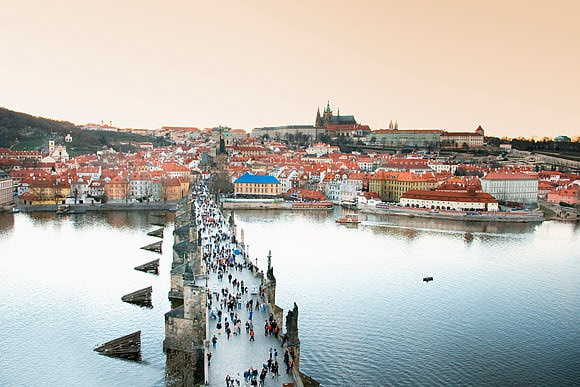 Incomparable Prague A timeless European capital photographed by Anna Serrano