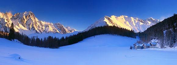 Winter White Landscapes