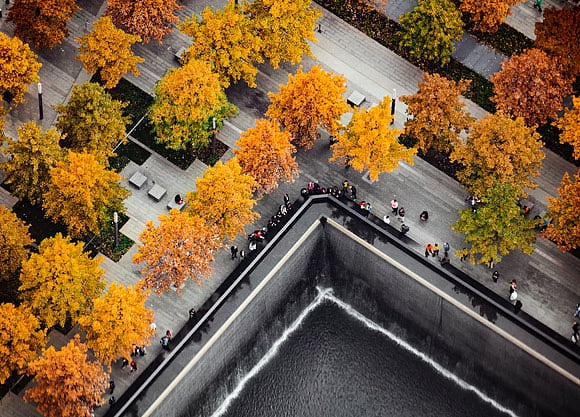 Urban Autumnal Ideas for travel even as summer draws to its end