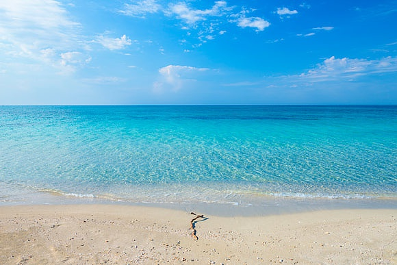 The Glorious Beaches of Italy Italy in summer: It's where the sun goes on holiday