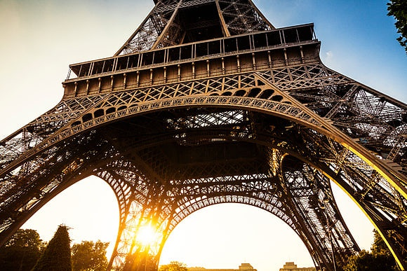 Happy Birthday to the Eiffel Tower! The Eiffel Tower in Paris was completed on 6th May 1889