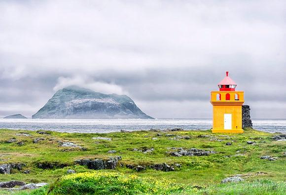 Island, von Bruno Cossa