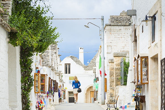 Trulli between two shores The different faces of Puglia