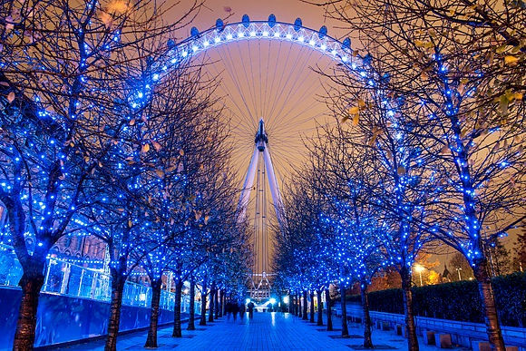 Christmas Destination London London and the magic of Christmas photographed by Gianluca Santoni