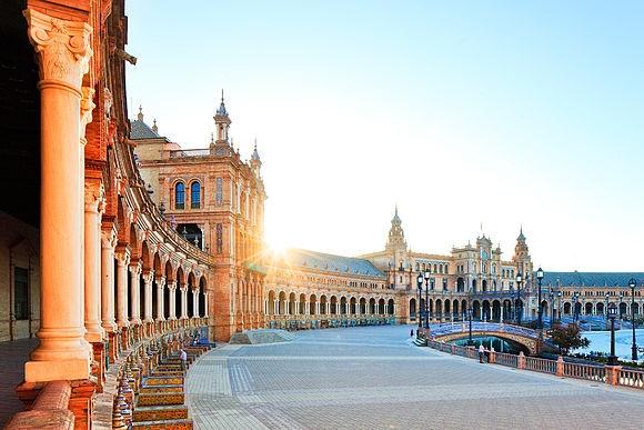 Spanien durch die Linse von Luigi Vaccarella Andalusien, Kastilien und Leon, Katalonien, die Valencianische Gemeinschaft ...