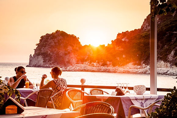 Urlaubsfeeling in Korfu Die griechische Insel in den jüngsten Fotos von Davide Erbetta