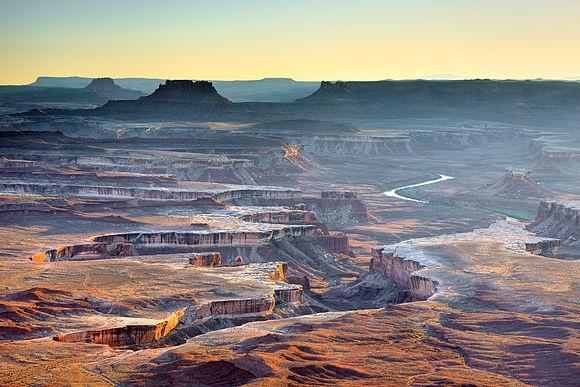 Nationalparks im Südwesten der Vereingten Staaten