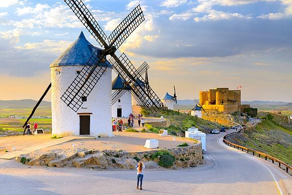 Neues Bildmaterial von Spanien