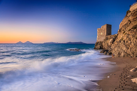 Discover your very own Italian beach
